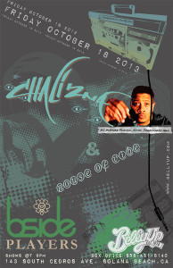 check out Chali 2na with House of Vibe @ the Belly Up in Solano Beach on October 18th.... Chea !!